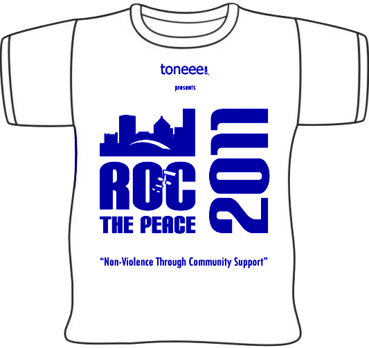 2011 introduces an event name change to ROC The Peace Fest